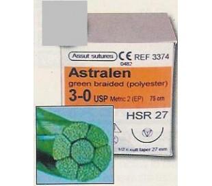Sutura Astralen Taper-Cutting 1/2 HSR-27