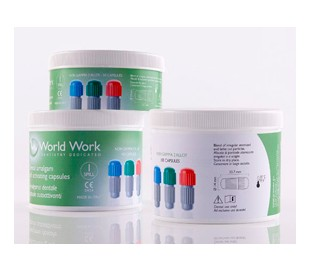 Amalgama World Work 100 Capsule